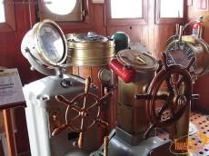 Uno de los espacios del Museo Naval Interactivo de Boca del Río