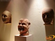 Máscaras Mexicanas en Zacatecas