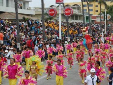 Programa de Eventos Carnaval de Veracruz 2011