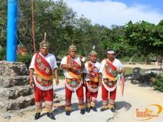 Voladores de Papantla, hombres pájaros de México